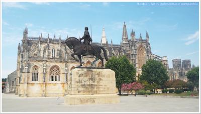 viagem sem guia; Europa; Portugal; Mosteiro da Batalha
