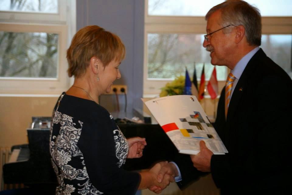3cbc6204f37 mein Deutschblog: Saksa keele päev Võrus