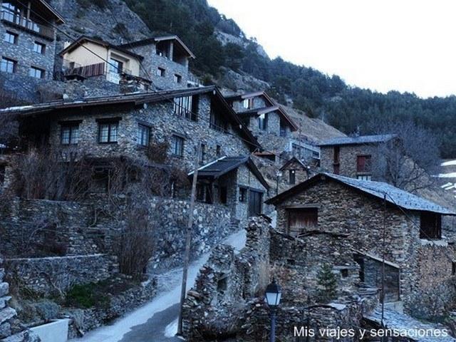 Pueblo de Pal, Vallnord Andorra