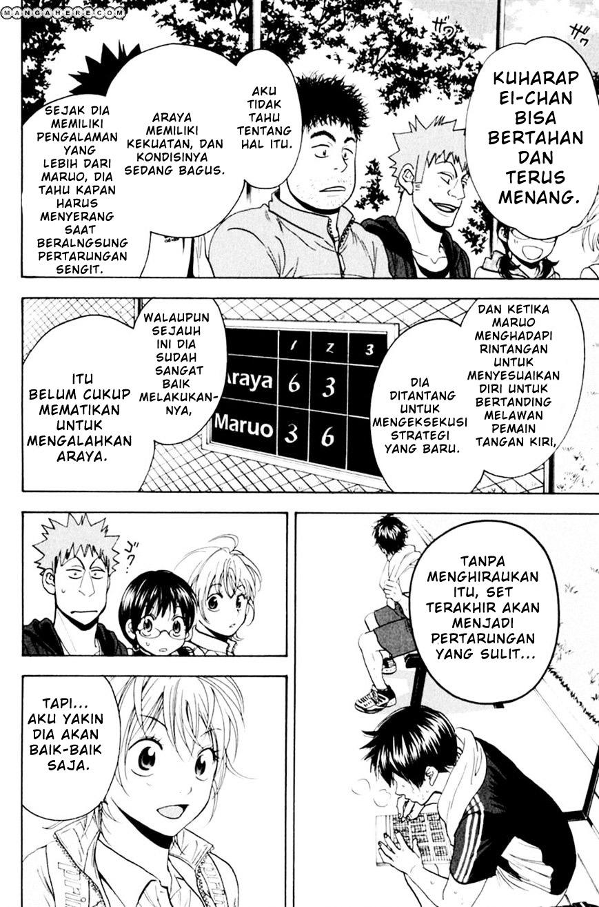 Baca Komik Baby Steps Chapter 124 Bahasa Indonesia Komikindo