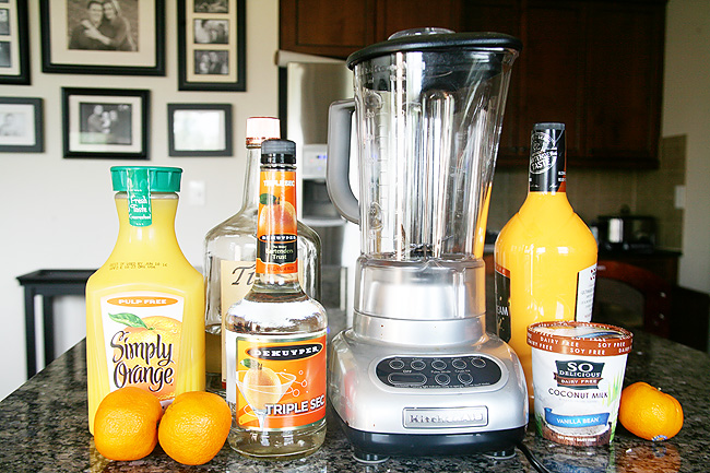 Magnolia Mamas : Cocktail Confessions: Orange Dreamsicle