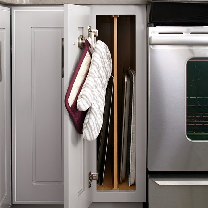Modern Furniture: Clever Tips To Cut Kitchen Clutter 2014