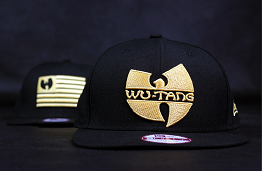 New Era lança collab com Wu-Tang Clan na Your ID Store