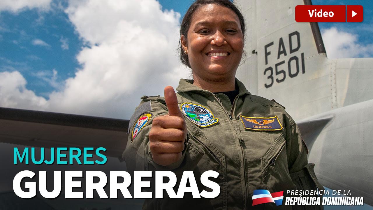 VIDEO: Mujeres guerreras