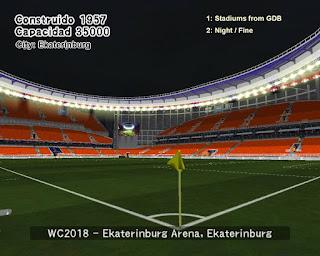 Ekaterinburg Arena ( World Cup 2018 )
