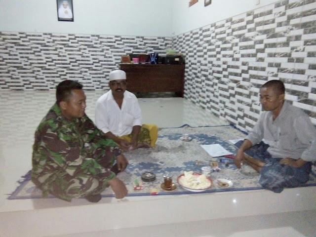 Binter : Tokoh Agama Bangkalan di Minta Ikut Berperan Aktif Ciptakan Suasana Kondusif
