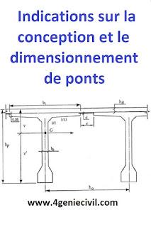 dimensionnement pont pdf, dimensionnement d'une culée de pont pdf, dimensionnement des ouvrages d'art pdf
