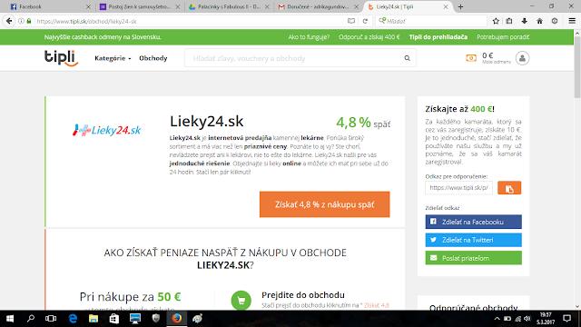 výber obchodu na www.tipli.sk