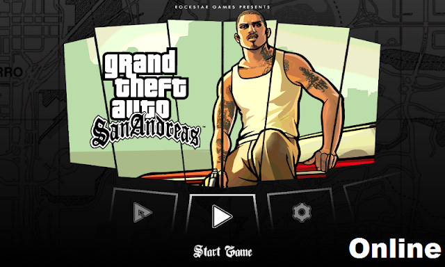 Download GTA SA Online For Android