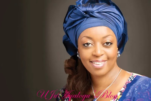 Diezani loses 53 houses to FG