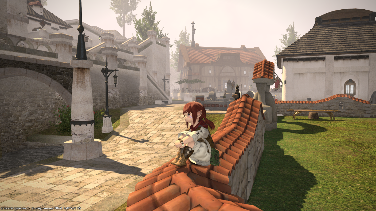 Inventory Full: A Cottage By The Sea : FFXIV