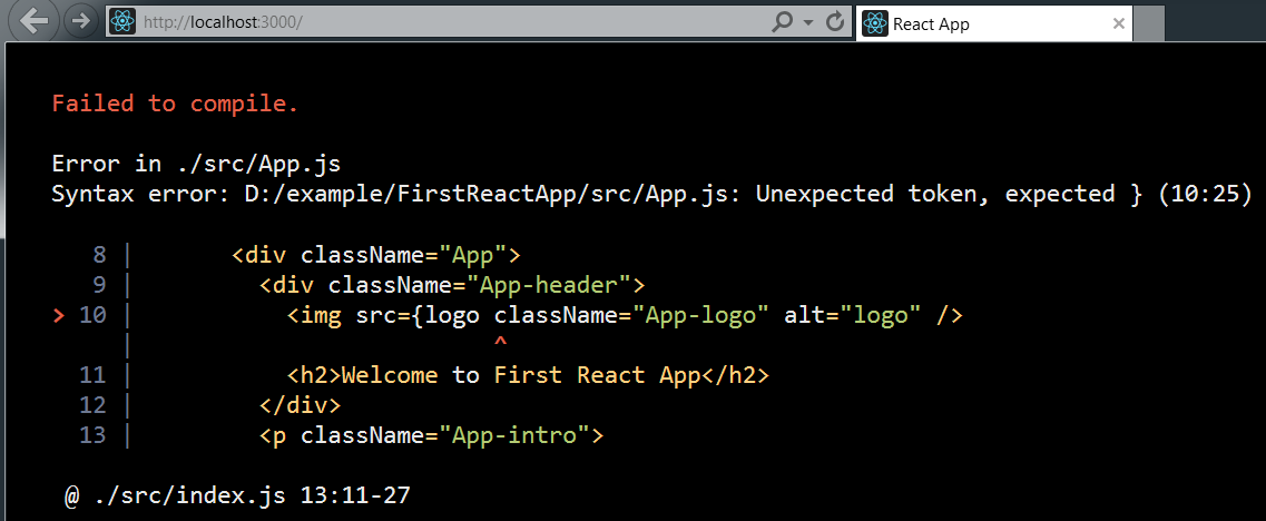 Start React projects with Create-React-App - Coding Defined