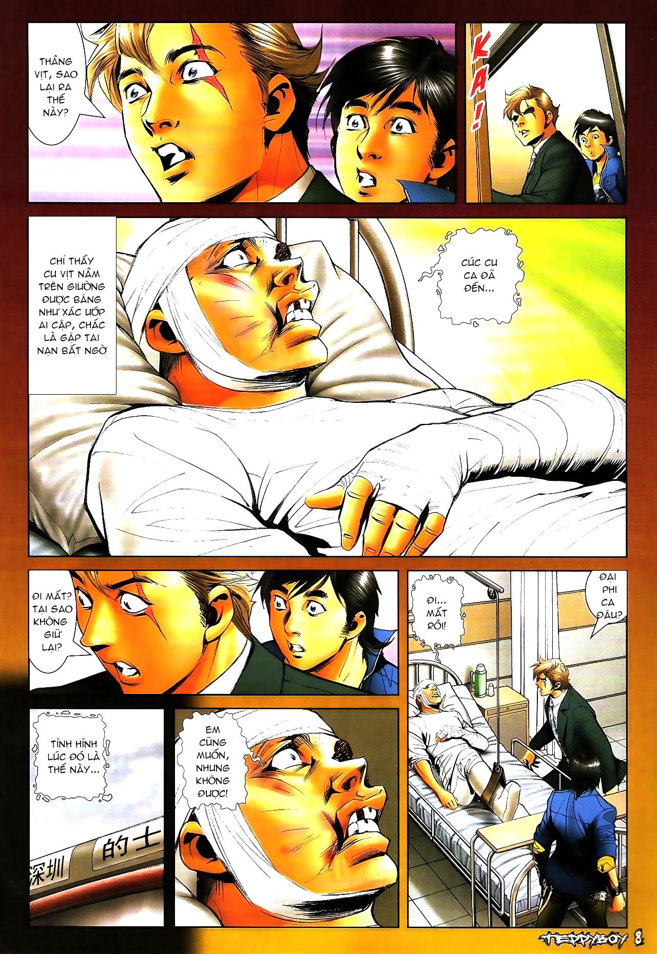 Người Trong Giang Hồ - Chapter 1288: Thần nhân Đại Phạn - Pic 7
