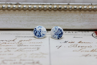 http://www.amanda-mercer.co.uk/pretty-things-for-you/blue-inlay-button-stud-earrings