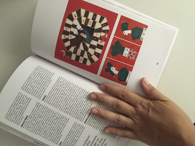 Entrevista en la revista de diseño e ilustración 190º Magazine