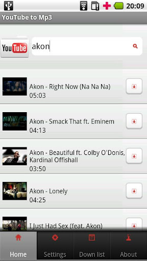 Youtube Mp3 Downloader App For Android: YouTube To MP3 Converter 0 13 51460 Apk Format For Android