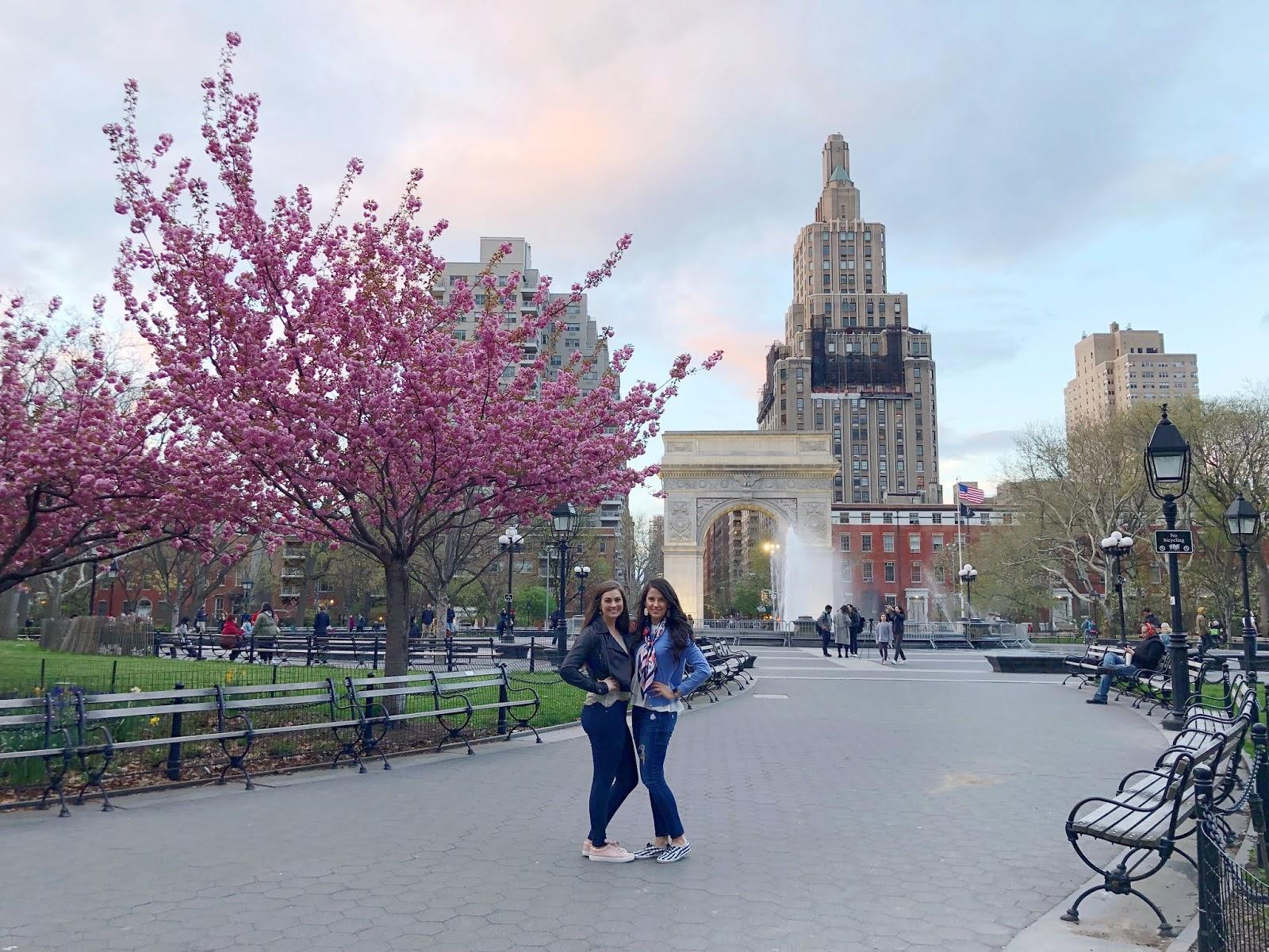 Washington Square Park, Spring 2018, New York City, Photos by Jessica Marie Kelley