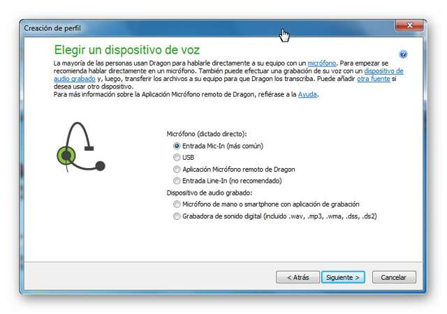 Nuance Dragon NaturallySpeaking 12 Español Programa para Dictar al PC