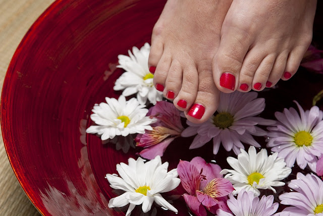Foot Scrub For Winters