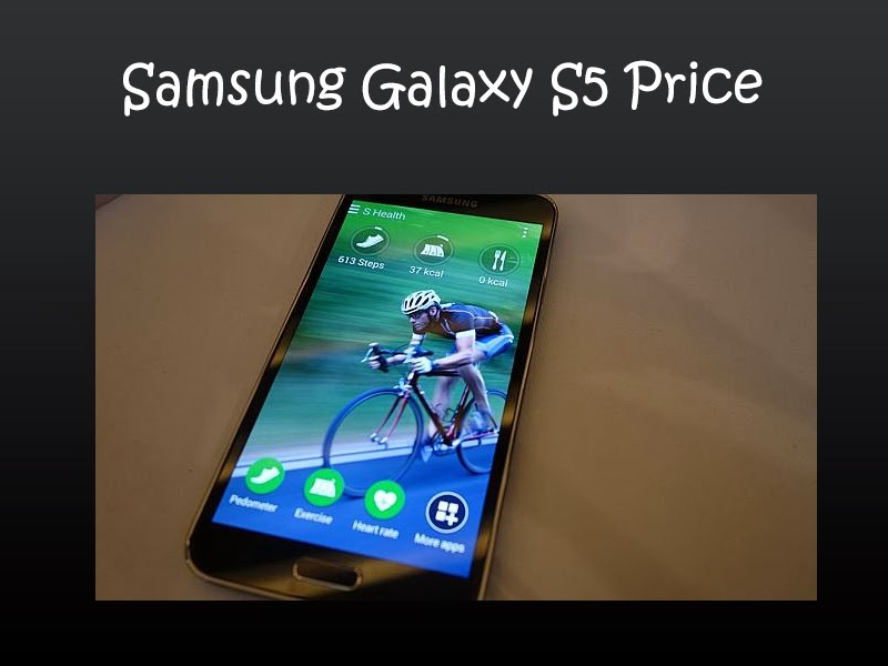 Samsung galaxy s5 price in India | updated on 26 February 2014