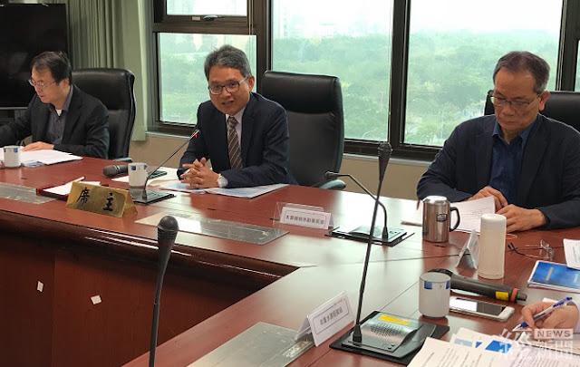 經濟部水利署今(15)日召開今年第三次水情會議