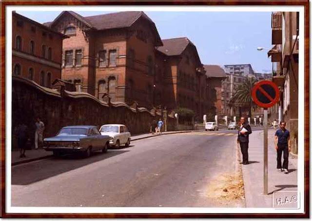 El colegio de los Hermanos en 1971