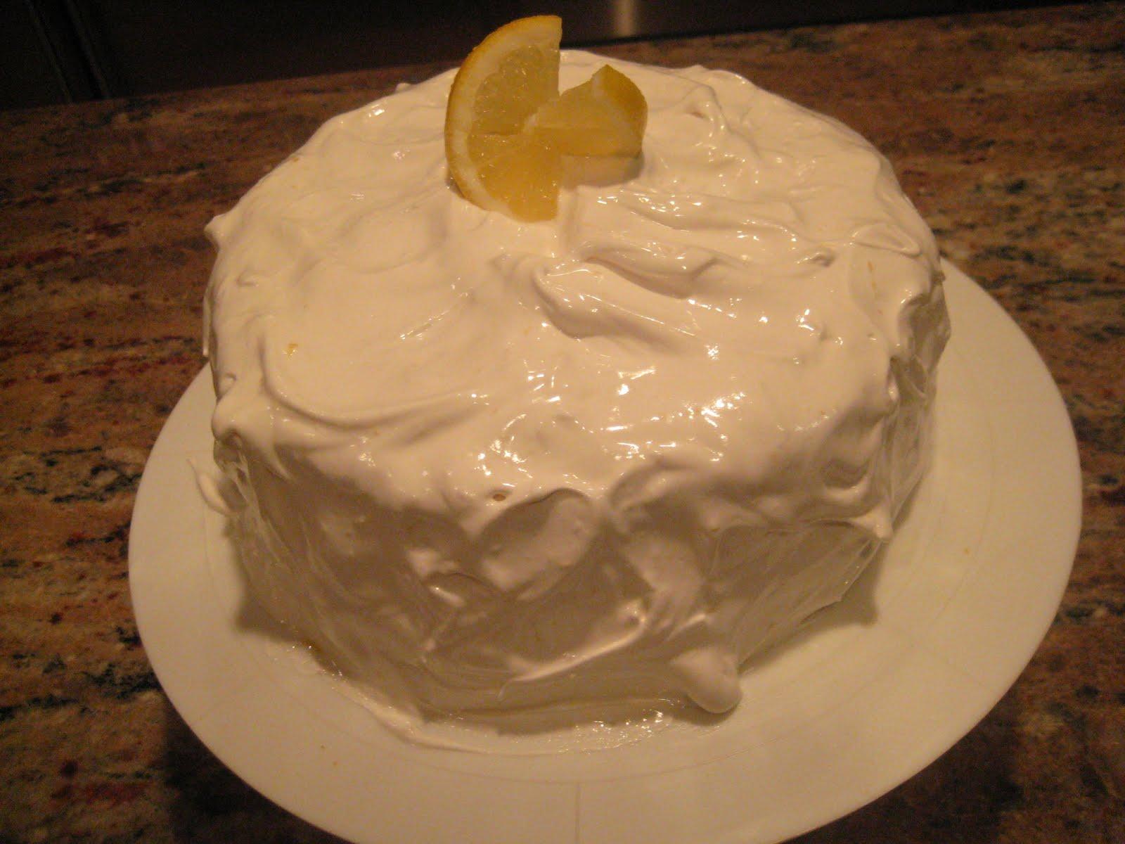 Gooey Lemon Butter Cake ~ Sugar Pies  Lemon Cake Paula Deen