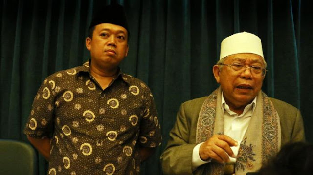Nusron: Nggak Penting Wapresnya, yang Penting Jokowi Menang