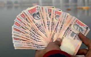 9 दिन में लोगों ने 33000 करोड़ के नोट बदले