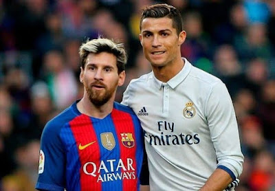 Rivalry With Ronaldo Was Very Healthy and Good For The Fans  Lionel Messi