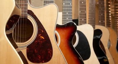 Chọn mua đàn guitar theo tiêu chuẩn thế giới