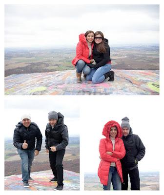 High Rock -MariEstilo-maristilotravels-fashionblogger-winterstyle-red jacket-tommy hilfiger-ArmandHugon