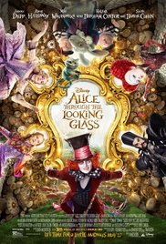 Alice Through the Looking Glass (2016) Movie Watch Online Full Download