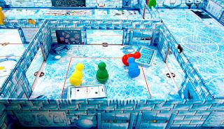 IceCool - wydawnictwo Rebel gra zręcznościowa, gra familijna