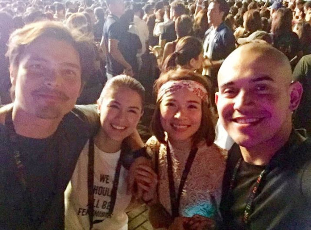 THROWBACK: Celebrities Shared Their Moments At The Coldplay Concert!