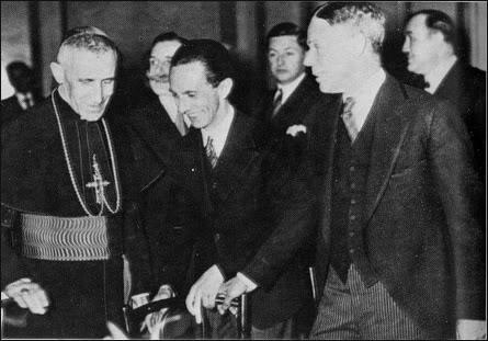 Risultati immagini per Gesuiti, nazisti ed esercizi spirituali
