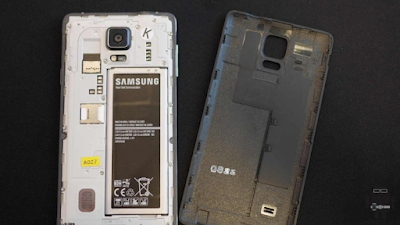 Berisiko Overheat Baterai Samsung Galaxy Note 4 Ditarik dari Penjualan