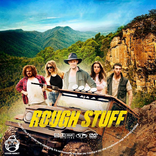 Rough Stuff DVD Label