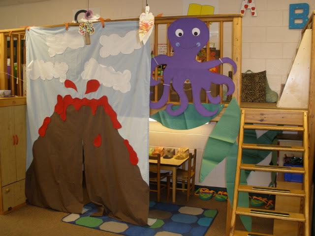 No Sew Dinosaur Volcano Creating Amp Teaching