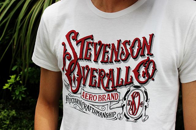 stevensonoverallcoスティーブンソンオーバーオールgreenangleグリーンアングル