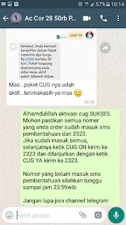 Testimoni CUG Telkomsel Kartu Pasangan Kartu Komunitas Kartu Soulmate Kartu Couple Corporate 28 periode 14 Mei 2018