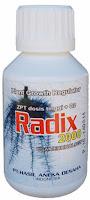 RADIX 2000 Zat Pengatur Tumbuh