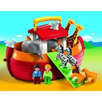 L'arche de Noé de Playmobil 1,2,3