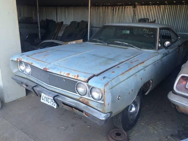 1968 Dodge Coronet 440 Project