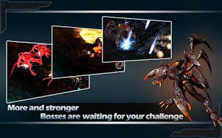 dimana mode pertempurannya punya pergerakan animasi yang lebih hidup Unduh Game Android Gratis Angels Revenge 3D apk