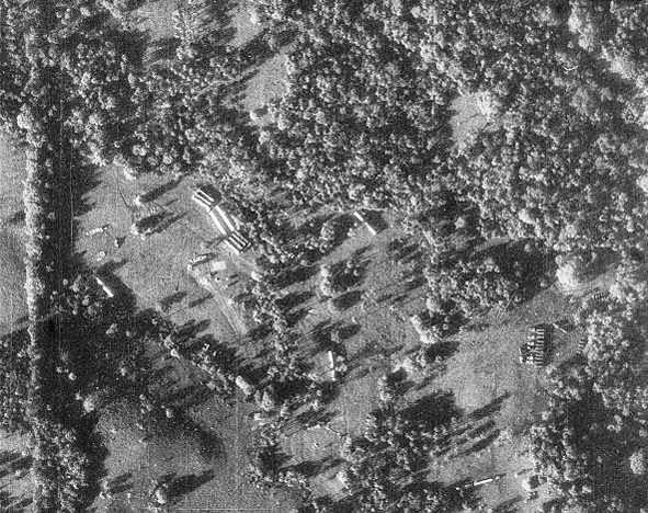 Foto scattata da un U-2 americano: missili sovietici a Cuba