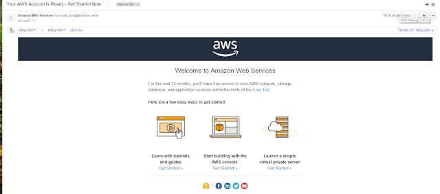 Hướng dẫn tạo VPS Amazon bằng vcc mới nhất 2018 - Blog MMO - Kiếm