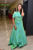 Pooja Jhaveri in Beautiful Green Dress at Kalamandir Foundation 7th anniversary Celebrations ~  Actress Galleries 086.JPG