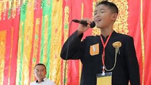Mukidi Ikut Lomba Nyanyi Lagu Hari Kemerdekaan
