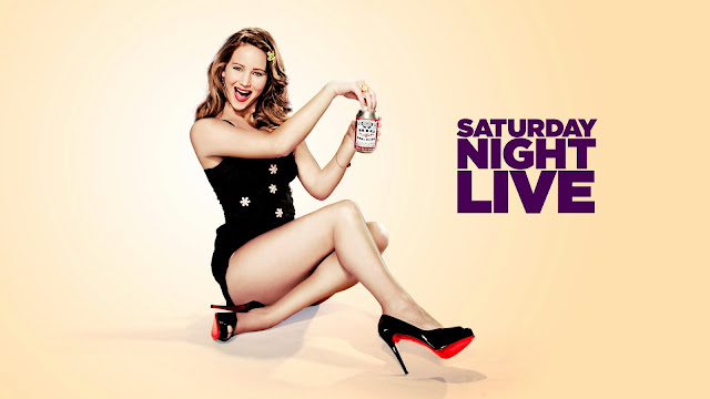 Jennifer Lawrence – Saturday Night Live Bumpers, 2013